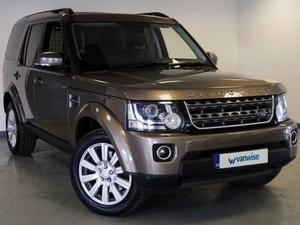 Land Rover Discovery 4 2015