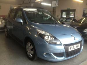 Renault Scenic 2010