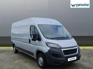 Peugeot Boxer 2017 in Dunstable
