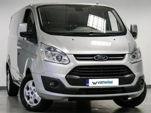 Ford Transit Custom 2016 in Dunstable