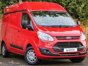 Ford Transit Custom 2016 in Maidstone