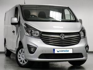 Vauxhall Vivaro 2017 in Dunstable
