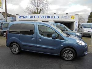 Peugeot Horizon 2014