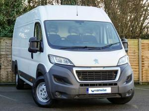 Peugeot Boxer 2015 in Dunstable