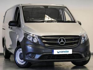 Mercedes-Benz Vito 2017 in Dunstable