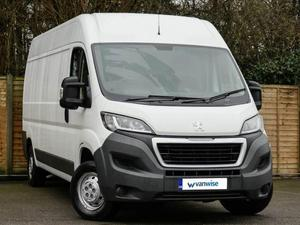 Peugeot Boxer 2016 in Dunstable