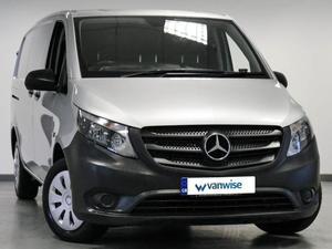 Mercedes-Benz Vito 2016 in Dunstable
