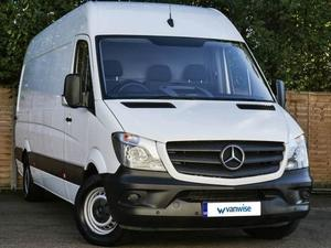 Mercedes-Benz Sprinter 2017 in Maidstone