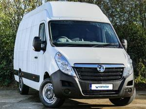 Vauxhall Movano 2017 in Dunstable