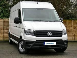 Volkswagen Crafter 2018 in Dunstable