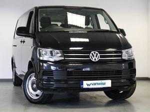 Volkswagen Transporter Shuttle 2017