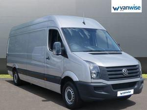 Volkswagen Crafter 2017 in Dunstable