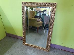 Gold Framed Mirror in Lancing