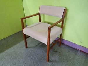 Retro Style Solid Oak Carver Chair in Lancing