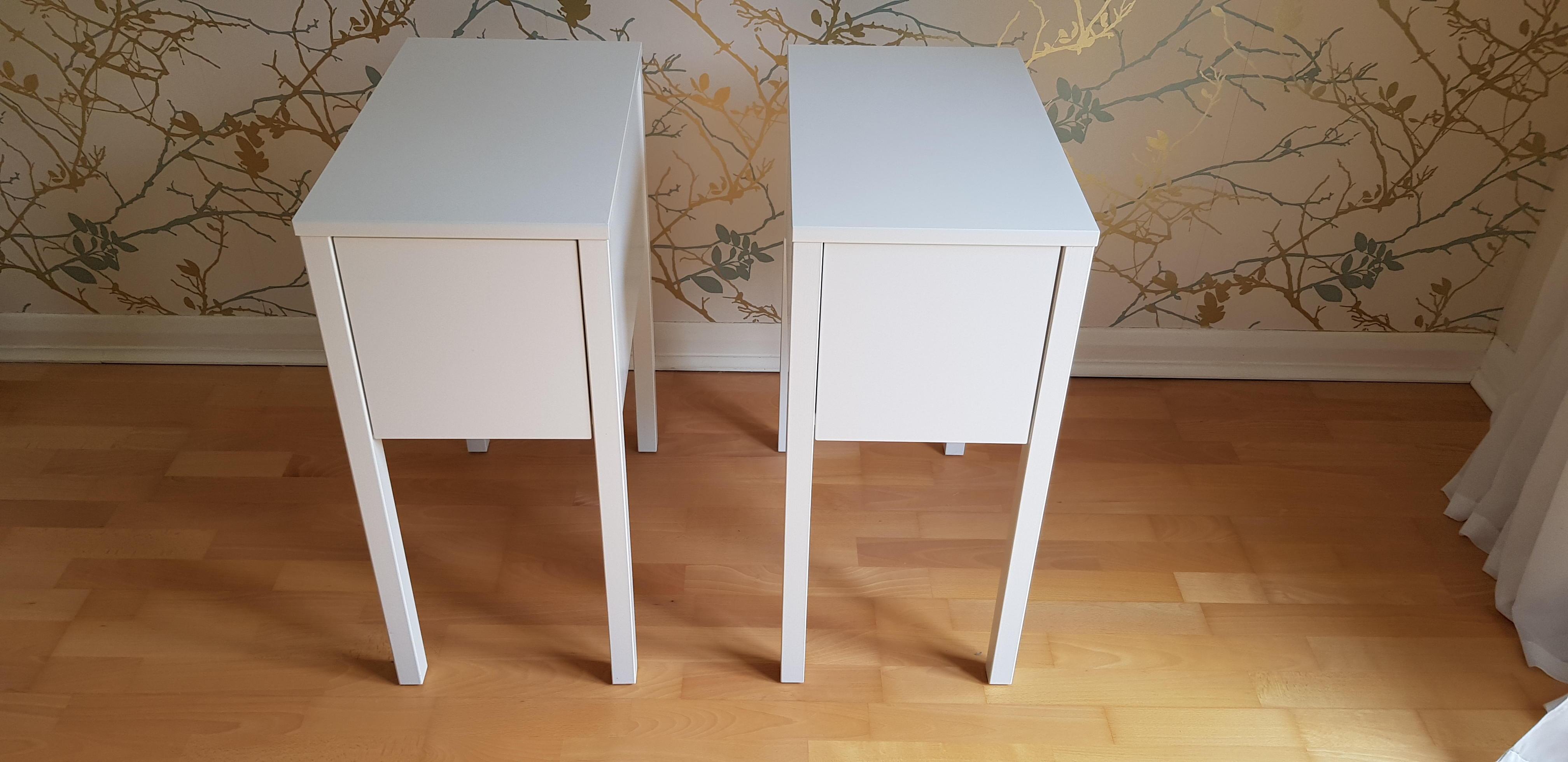 2 Ikea Nordli Bedside Tables In Horsham Expired Friday Ad