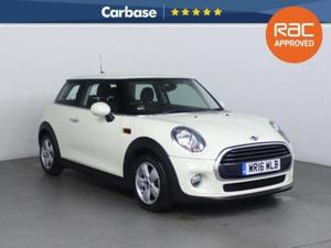 Mini Hatch Cooper 2016