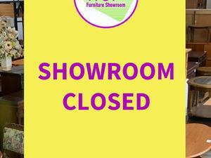 Showroom Closed in Lancing
