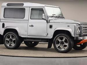 Land Rover Defender 90 2012