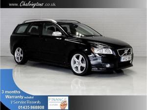 Volvo V50 2012