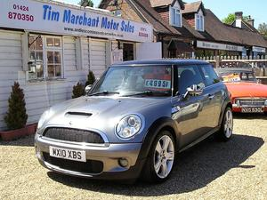 Mini Hatch Cooper S 2010