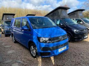 Volkswagen Transporter 2017 in Studley