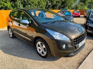 Peugeot 3008 2011
