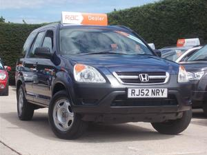 Used Honda Cr v Cars for Sale in Crawley | Friday Ad