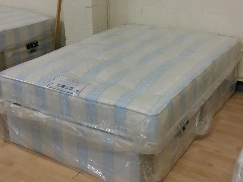 Brand New Classic Orthopaedic Bed & Mattress in Lewes