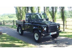 Land Rover Defender 110 2016