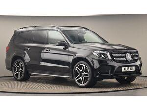 Mercedes-Benz GL Class 2019