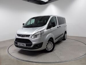 Ford Transit Tourneo 2017