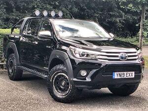 Toyota Hi-lux 2019