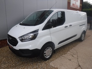 Ford Transit Custom 2018 in Littlehampton