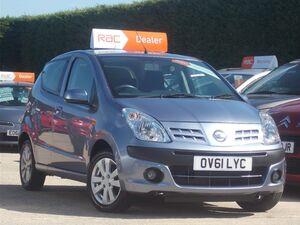 Nissan Pixo 2011