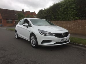 Vauxhall Astra 2016