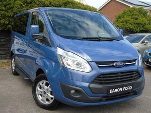 Ford Transit Tourneo 2014