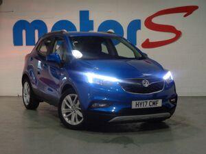 Vauxhall Mokka X 2017