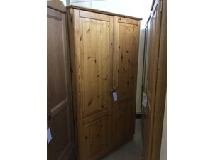 Pine Wardrobe in Eastbourne