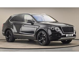 Bentley Bentayga 2013