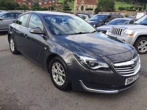 Vauxhall Insignia 2013