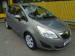 Vauxhall Meriva 2011