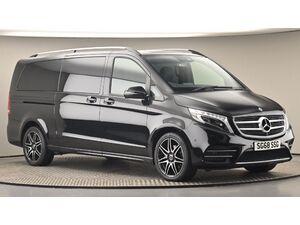 Mercedes-Benz V Class 2018