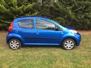 Peugeot 107 2011