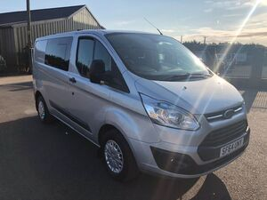 Ford Transit Custom 2014 in Faversham