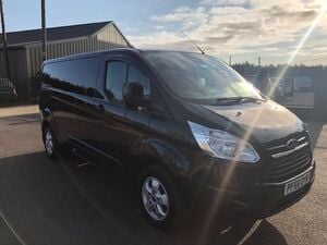 Ford Transit Custom 2016 in Faversham