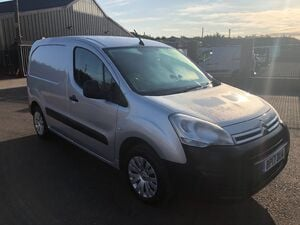 Citroen Berlingo 2017 in Faversham