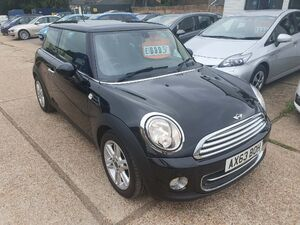 Mini Hatch 2014