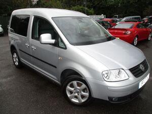 Volkswagen Caddy Life 2010 in Bristol
