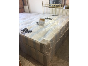 New Classic Ortho Divan Base and Mattress in Eastbourne
