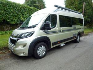 Auto-Sleepers Warwick XL 2020 in Stroud
